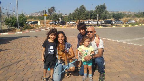 משפחת נקר עם צ׳ייס